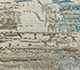 Jaipur Rugs - Hand Knotted Wool and Bamboo Silk Blue SRB-714 Area Rug Closeupshot - RUG1084456