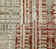 Jaipur Rugs - Hand Knotted Wool and Bamboo Silk Grey and Black SRB-727 Area Rug Closeupshot - RUG1090158