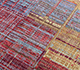 Jaipur Rugs - Hand Knotted Wool and Bamboo Silk Gold SRB-738 Area Rug Closeupshot - RUG1092491