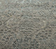 Jaipur Rugs - Hand Knotted Wool and Bamboo Silk Grey and Black SRB-771 Area Rug Closeupshot - RUG1085105