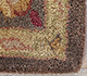 Jaipur Rugs - Hand Tufted Wool Pink and Purple TAC-39 Area Rug Closeupshot - RUG1037808