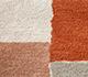 Jaipur Rugs - Hand Tufted Wool Grey and Black TAC-9001(CS-01) Area Rug Closeupshot - RUG1080005