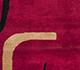 Jaipur Rugs - Hand Tufted Wool Red and Orange TAC-96 Area Rug Closeupshot - RUG1018771