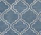 Jaipur Rugs - Hand Tufted Wool and Viscose Blue TAQ-230 Area Rug Closeupshot - RUG1031194