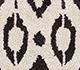 Jaipur Rugs - Hand Tufted Wool and Viscose Ivory TAQ-3804 Area Rug Closeupshot - RUG1041387