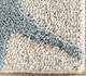 Jaipur Rugs - Hand Tufted Wool and Viscose Ivory TAQ-829 Area Rug Closeupshot - RUG1019354