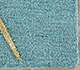 Jaipur Rugs - Hand Tufted Wool and Viscose Blue TAQ-829 Area Rug Closeupshot - RUG1059934