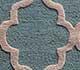 Jaipur Rugs - Hand Tufted Wool Blue TLT-655 Area Rug Closeupshot - RUG1029986