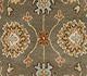 Jaipur Rugs - Hand Tufted Wool Green TRA-16 Area Rug Closeupshot - RUG1054244