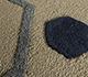 Jaipur Rugs - Hand Tufted Wool and Viscose Multi TRA-485 Area Rug Closeupshot - RUG1095929