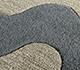 Jaipur Rugs - Hand Tufted Wool Blue TRA-525 Area Rug Closeupshot - RUG1095538