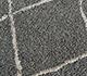 Jaipur Rugs - Hand Tufted Wool and Viscose Grey and Black TRA-528 Area Rug Closeupshot - RUG1098128