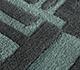 Jaipur Rugs - Hand Tufted Wool Blue TRA-556 Area Rug Closeupshot - RUG1095936