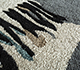 Jaipur Rugs - Hand Tufted Wool and Viscose Ivory TRA-674 Area Rug Closeupshot - RUG1095673