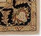 Jaipur Rugs - Hand Tufted Wool Beige and Brown TRC-138 Area Rug Closeupshot - RUG1037660