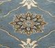 Jaipur Rugs - Hand Tufted Wool Blue TRC-626 Area Rug Closeupshot - RUG1080387