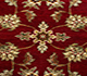 Jaipur Rugs - Hand Knotted Wool Red and Orange BT-32 Area Rug Closeupshot - RUG1042971