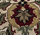 Jaipur Rugs - Hand Knotted Wool Red and Orange JC-102 Area Rug Closeupshot - RUG1042707