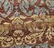 Jaipur Rugs - Hand Knotted Wool Beige and Brown SPR-525 Area Rug Closeupshot - RUG1043122