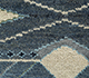 Jaipur Rugs - Hand Knotted Wool & Bamboo Silk Blue LES-355 Area Rug Closeupshot - RUG1088224