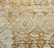 Jaipur Rugs - Hand Knotted Wool and Bamboo Silk Grey and Black SRB-652 Area Rug Closeupshot - RUG1085717