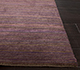 Jaipur Rugs - Hand Knotted Wool and Viscose Pink and Purple AAA-102 Area Rug Cornershot - RUG1018604