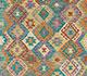 Jaipur Rugs - Flat Weave Wool Multi AFDW-122 Area Rug Cornershot - RUG1090899