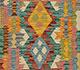 Jaipur Rugs - Flat Weaves Wool Multi AFDW-164 Area Rug Cornershot - RUG1090837
