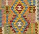 Jaipur Rugs - Flat Weave Wool Gold AFDW-168 Area Rug Cornershot - RUG1090841