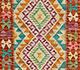 Jaipur Rugs - Flat Weaves Wool Beige and Brown AFDW-170 Area Rug Cornershot - RUG1090843