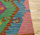 Jaipur Rugs - Flat Weave Wool Multi AFDW-236 Area Rug Cornershot - RUG1090794