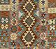 Jaipur Rugs - Flat Weaves Wool Multi AFDW-33 Area Rug Cornershot - RUG1090937