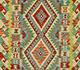 Jaipur Rugs - Flat Weave Wool Multi AFDW-35 Area Rug Cornershot - RUG1090952