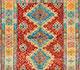 Jaipur Rugs - Hand Knotted Wool Red and Orange AFKW-116 Area Rug Cornershot - RUG1090782