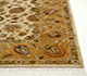 Jaipur Rugs - Hand Knotted Silk Beige and Brown ASL-02 Area Rug Cornershot - RUG1023493
