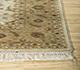 Jaipur Rugs - Hand Knotted Silk Ivory ASL-13 Area Rug Cornershot - RUG1041926