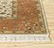 Jaipur Rugs - Hand Knotted Silk Ivory ASL-16 Area Rug Cornershot - RUG1023506