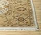 Jaipur Rugs - Hand Knotted Silk Ivory ASL-19 Area Rug Cornershot - RUG1035961