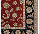 Jaipur Rugs - Hand Knotted Wool Red and Orange BT-32 Area Rug Cornershot - RUG1020695