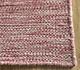 Jaipur Rugs - Flat Weave Wool Pink and Purple CX-2353 Area Rug Cornershot - RUG1099304