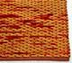 Jaipur Rugs - Flat Weave Wool Red and Orange CX-2357 Area Rug Cornershot - RUG1053854