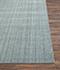 Jaipur Rugs - Hand Loom Wool and Lurex Blue CX-2436 Area Rug Cornershot - RUG1073305