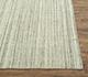 Jaipur Rugs - Hand Loom Wool and Lurex Beige and Brown CX-2436 Area Rug Cornershot - RUG1073283