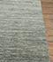 Jaipur Rugs - Hand Loom Wool Grey and Black CX-2556 Area Rug Cornershot - RUG1078792