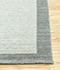 Jaipur Rugs - Hand Loom Wool and Viscose Grey and Black CX-2565 Area Rug Cornershot - RUG1078583