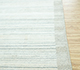 Jaipur Rugs - Hand Loom Wool and Viscose Ivory CX-2565 Area Rug Cornershot - RUG1081509