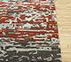 Jaipur Rugs - Hand Tufted Wool and Viscose Red and Orange CX-2608 Area Rug Cornershot - RUG1078770