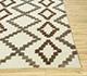 Jaipur Rugs - Flat Weave Wool  Ivory CX-2633 Area Rug Cornershot - RUG1080132