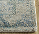 Jaipur Rugs - Hand Knotted Wool and Silk Grey and Black CX-2670 Area Rug Cornershot - RUG1088450