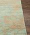 Jaipur Rugs - Hand Knotted Wool Beige and Brown CX-2701 Area Rug Cornershot - RUG1081599